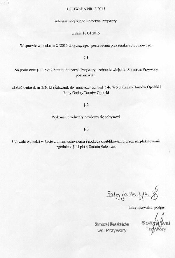uchwała 2-2015001