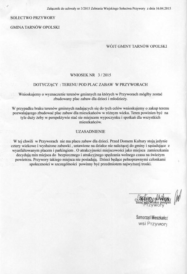 wniosek 3-2015002