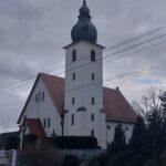 kościół parafialny w Przyworach
